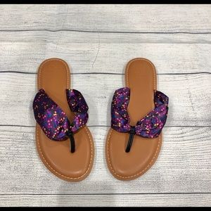 NEW matilda jane toes in the sand sandals
